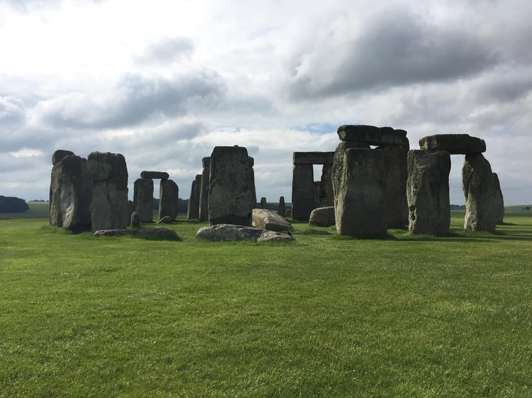 Day 21: Stonehenge, Roman Baths In Bath and J.R.R. Tolkien #HIUK16