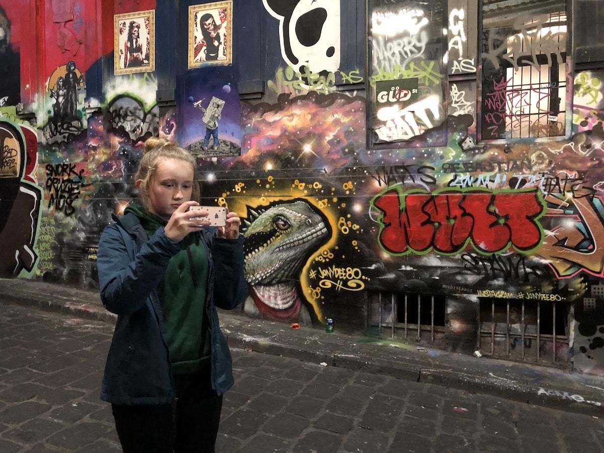 Borsch, Vodka, Tears and Graffiti