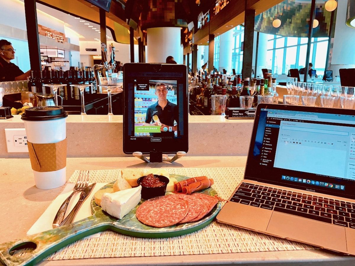 XNA to MEL: How to Survive Airports and Long Distance Air Travel