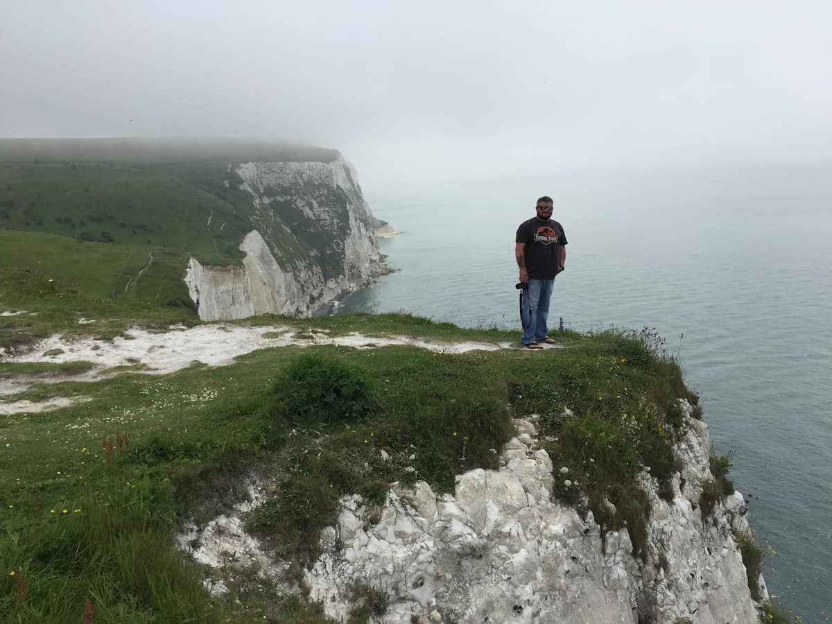 Day 20: The White Cliffs of Dover and a Jane Austen Pilgrimage #HIUK16