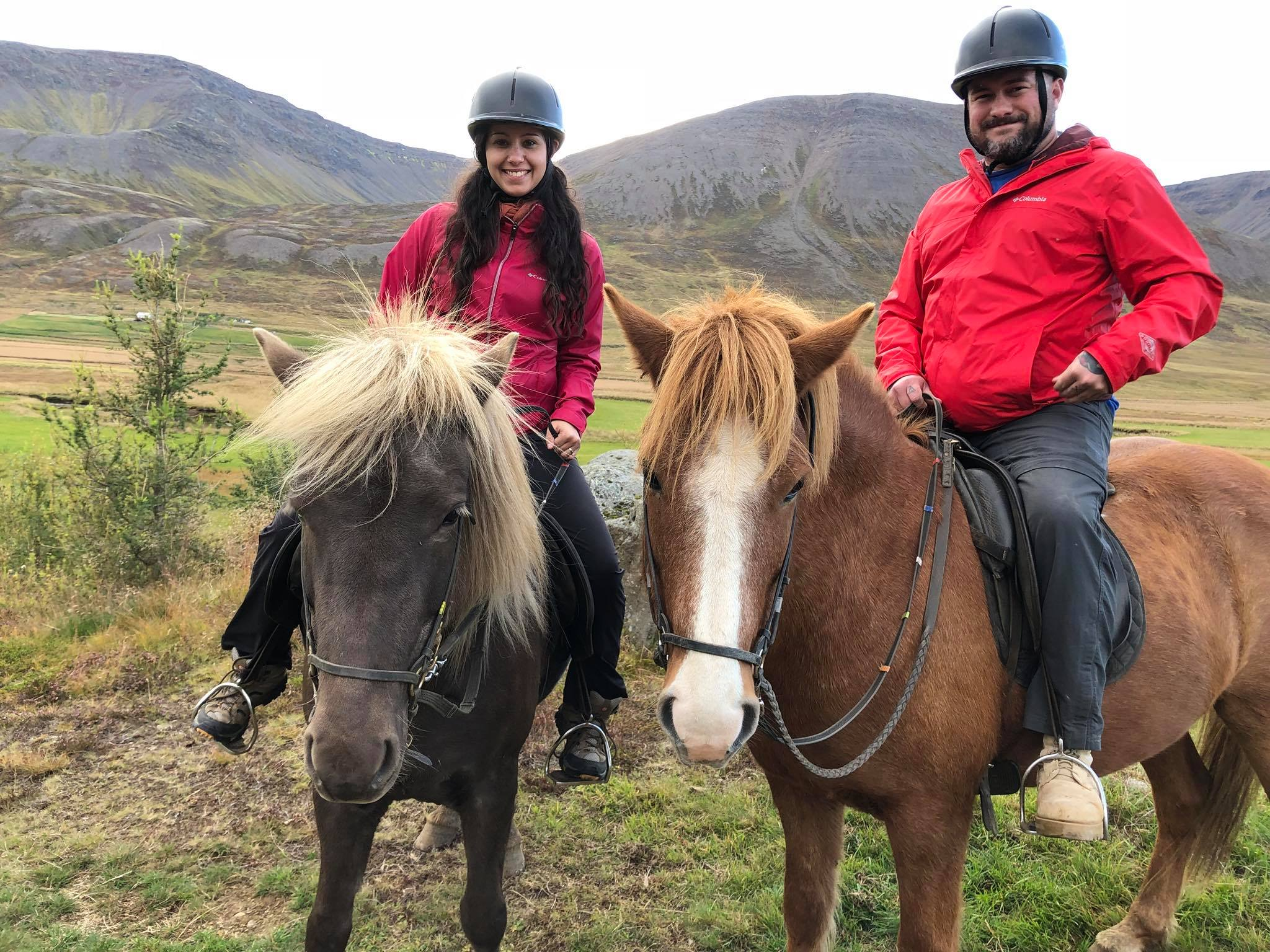 Day 8: The Beer Spa & Horse Riding / Iceland