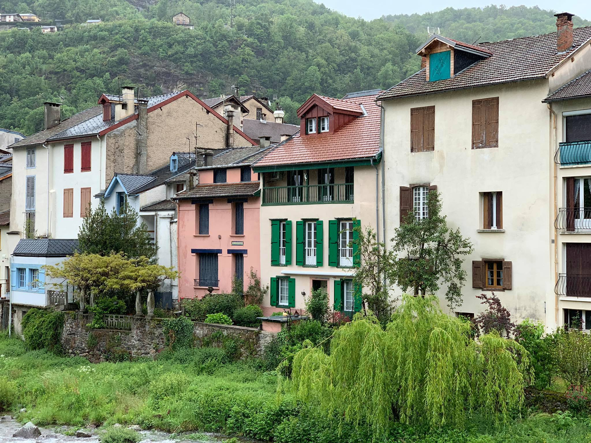 Ax-les-Thermes / France
