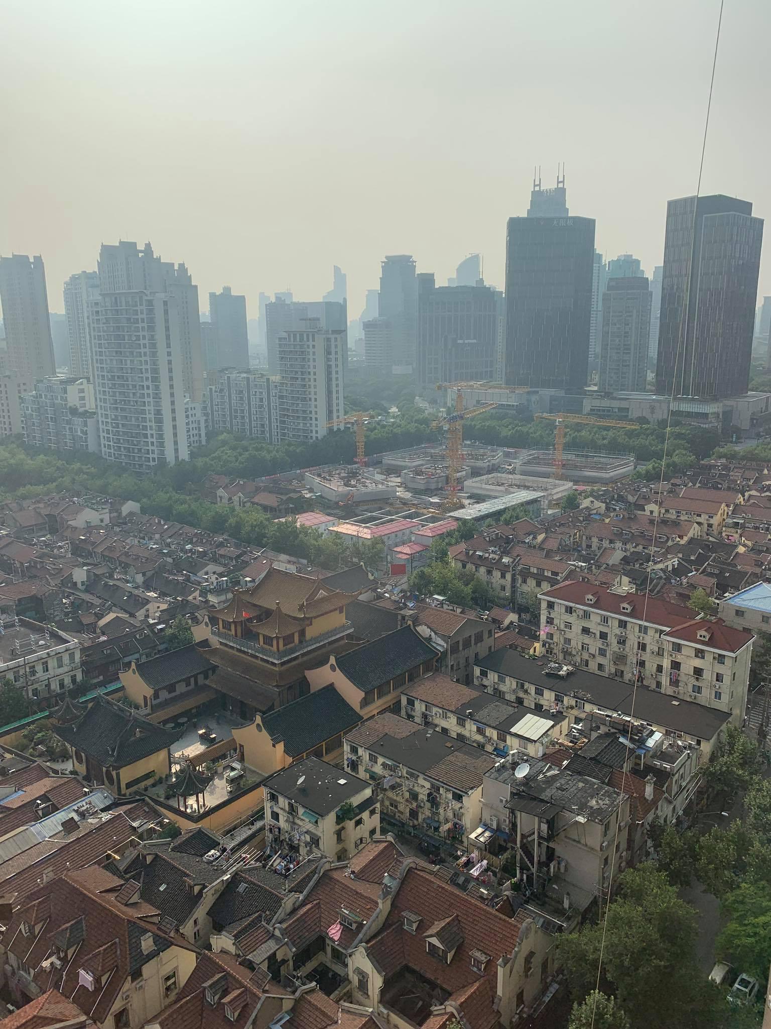 Day 5: Xi'an to Shanghai / China