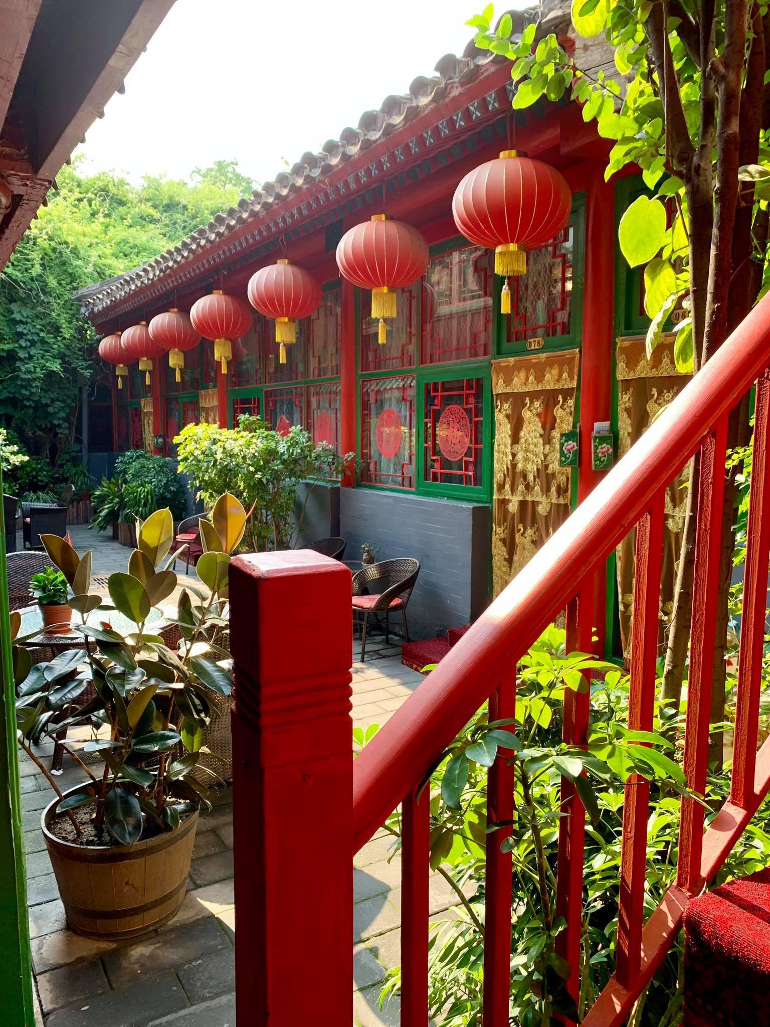 Day 1: Beijing / China