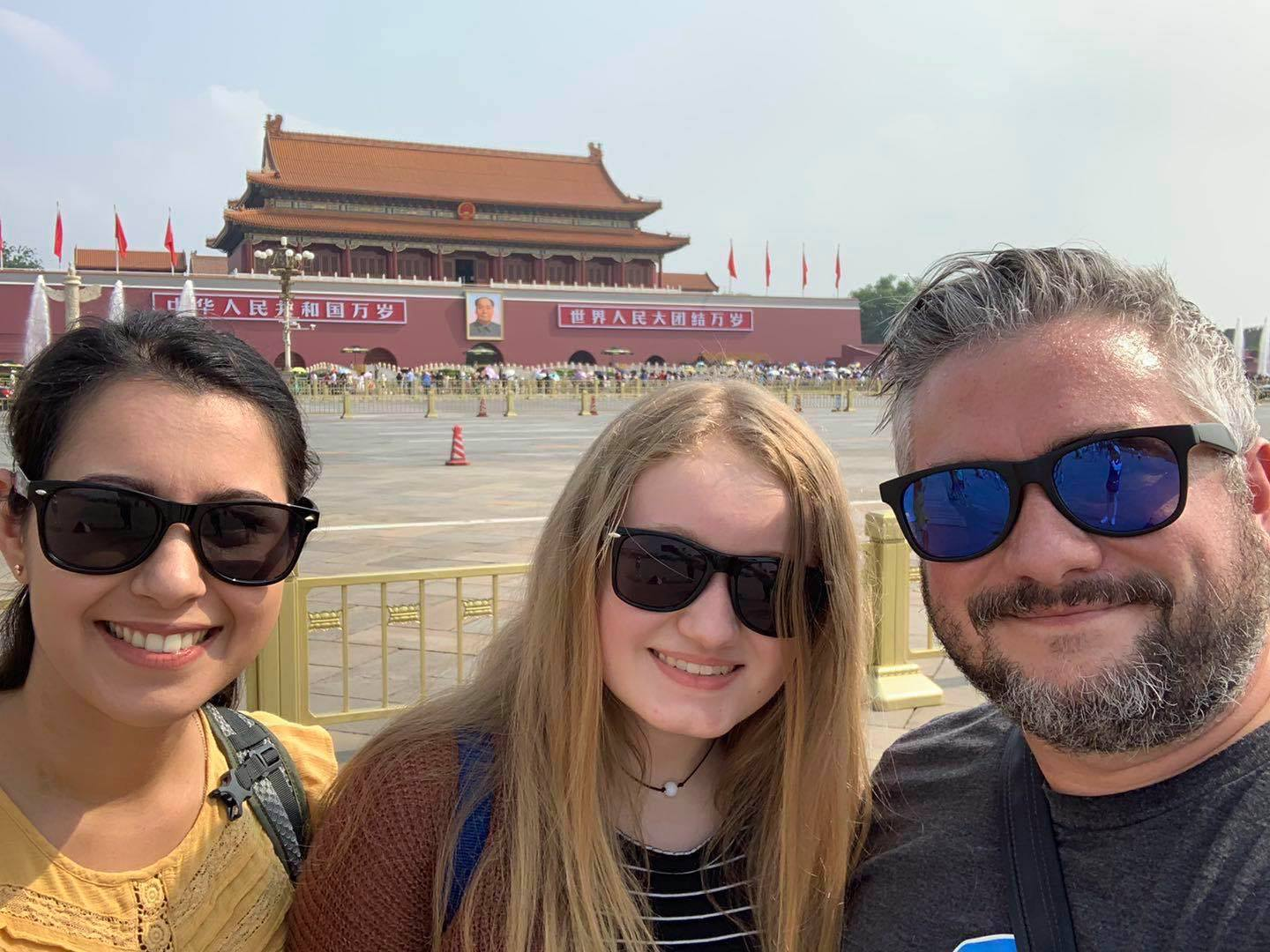 Day 2: Tiananmen Square, Forbidden City & The Great Wall / China