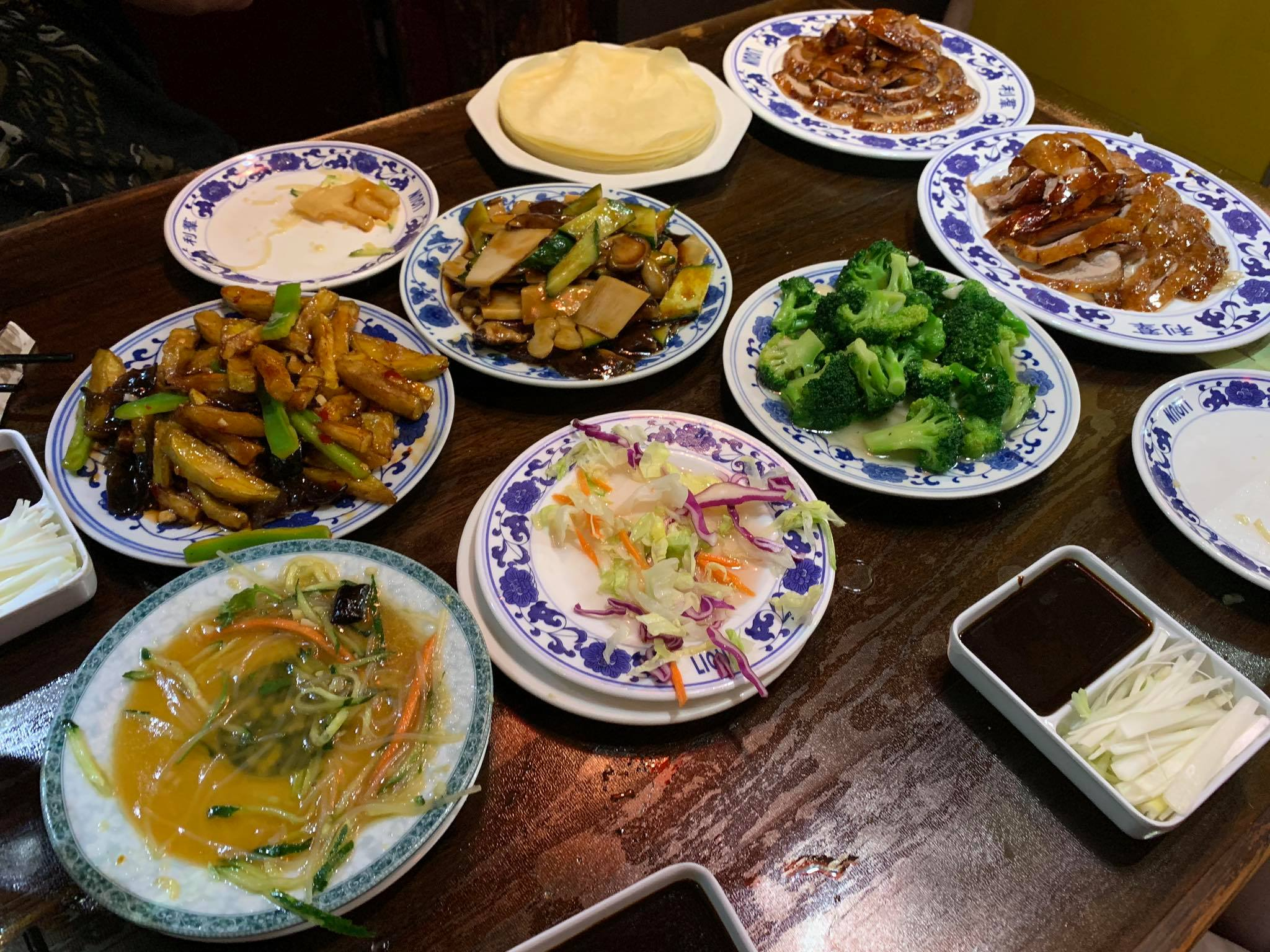 Day 7: Peking Duck / China