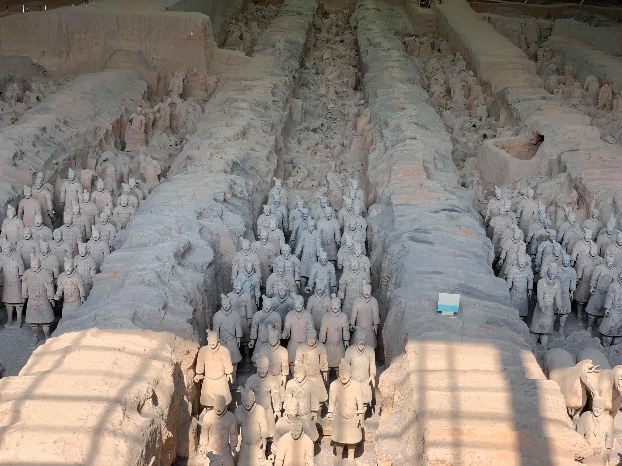 Day 4: Terracotta Warriors & Xi'an / China